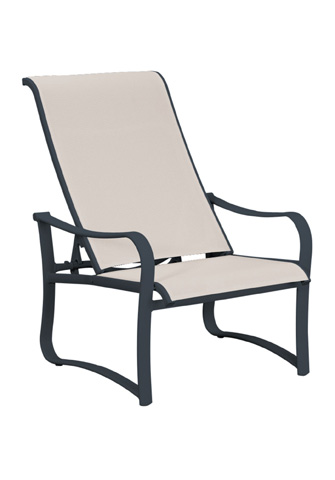 Tropitone Furniture Co., Inc. - Shoreline Sling Recliner - 150020