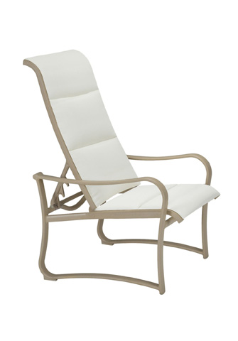 Tropitone Furniture Co., Inc. - Shoreline Padded Sling Recliner - 150020PS