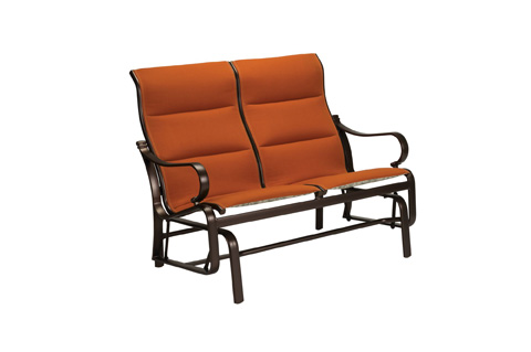 Tropitone Furniture Co., Inc. - Torino Padded Sling Double Glider - 150316PS