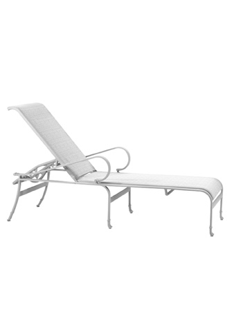 Image of Torino Sling Chaise Lounge
