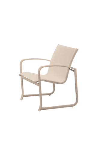 Tropitone Furniture Co., Inc. - Spinnaker Sling Dining Chair - 159924