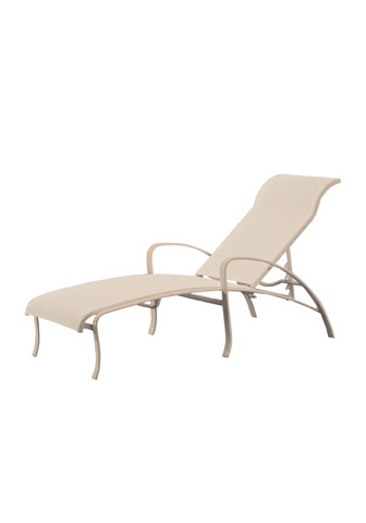 Tropitone Furniture Co., Inc. - Spinnaker Sling Chaise Lounge - 159932