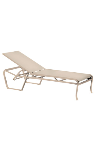 Tropitone Furniture Co., Inc. - Spinnaker Sling Chaise Lounge - 159933