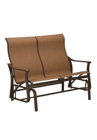 Tropitone Furniture Co., Inc. - Corsica Sling Double Glider - 161116