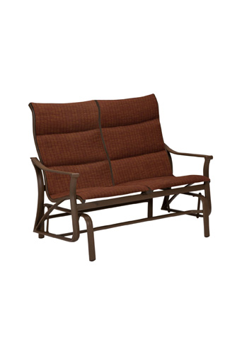 Tropitone Furniture Co., Inc. - Corsica Padded Sling Double Glider - 161116PS