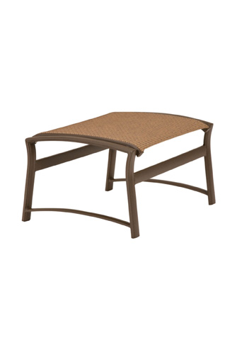 Tropitone Furniture Co., Inc. - Corsica Sling Ottoman - 161117
