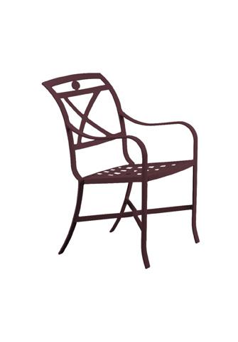 Tropitone Furniture Co., Inc. - Palladian Cast Dining Chair - 170024