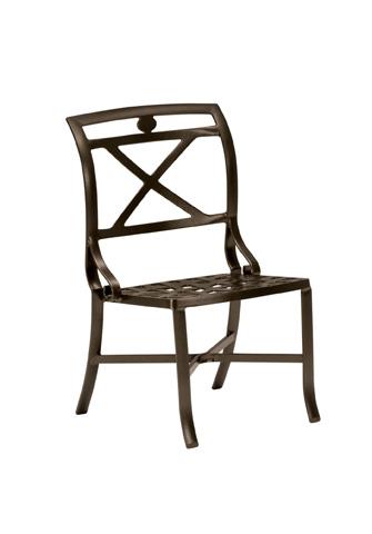 Tropitone Furniture Co., Inc. - Palladian Cast Side Chair - 170028