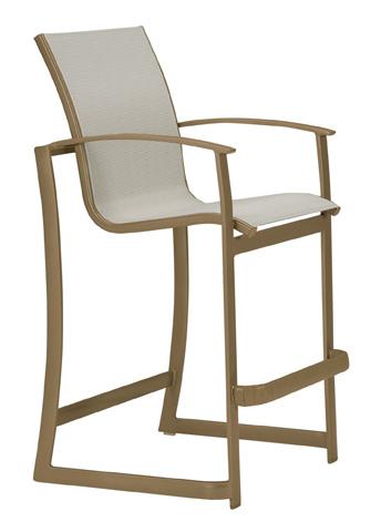 Tropitone Furniture Co., Inc. - MainSail Stationary Barstool - 181026