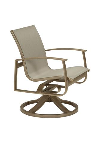 Tropitone Furniture Co., Inc. - MainSail Swivel Rocker - 181069