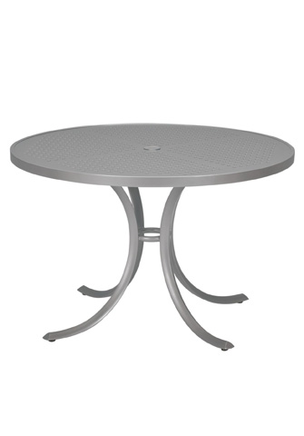 Tropitone Furniture Co., Inc. - Boulevard Round Dining Umbrella Table - 1842SBU