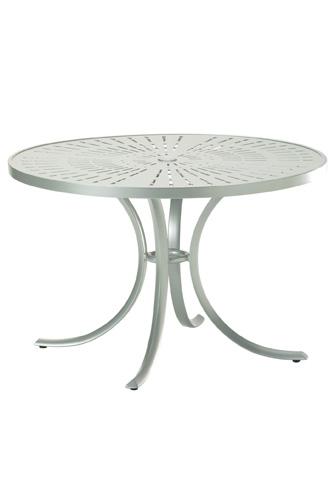 Tropitone Furniture Co., Inc. - La'Stratta Round Dining Umbrella Table - 1842SLU