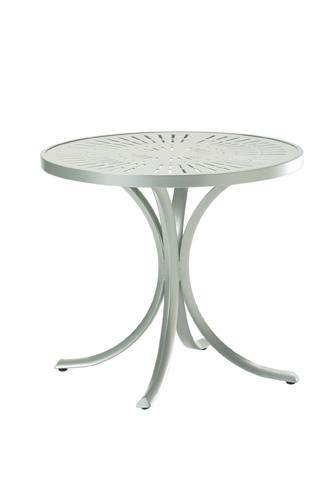 Tropitone Furniture Co., Inc. - La'Stratta Round Dining Table - 1874SL