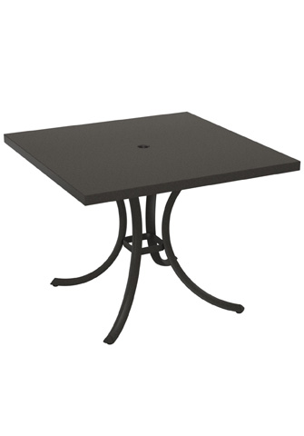 Tropitone Furniture Co., Inc. - Ion Square Dining Umbrella Table - 1876SNU