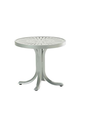 Tropitone Furniture Co., Inc. - La'Stratta Round Tea Table - 1882SL