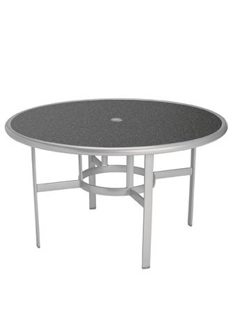 Tropitone Furniture Co., Inc. - Raduno Round Dining Umbrella Table - 190348HU