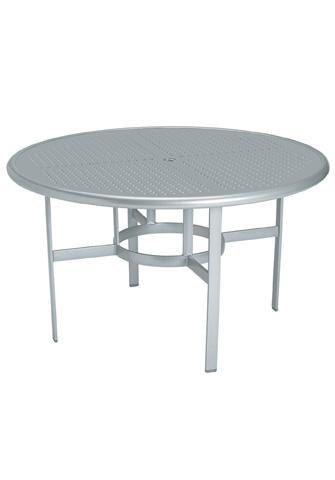 Tropitone Furniture Co., Inc. - Boulevard Round Dining Umbrella Table - 190348SBU