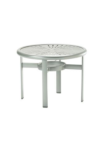 Tropitone Furniture Co., Inc. - La'Stratta Round Tea Table - 190383SL