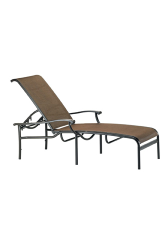 Tropitone Furniture Co., Inc. - Sorrento Relaxed Sling Chaise Lounge - 200832