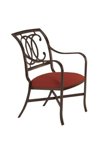 Tropitone Furniture Co., Inc. - Palladian Dining Chair - 22002409