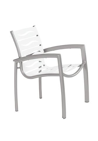 Tropitone Furniture Co., Inc. - South Beach Dining Chair - 230524WV