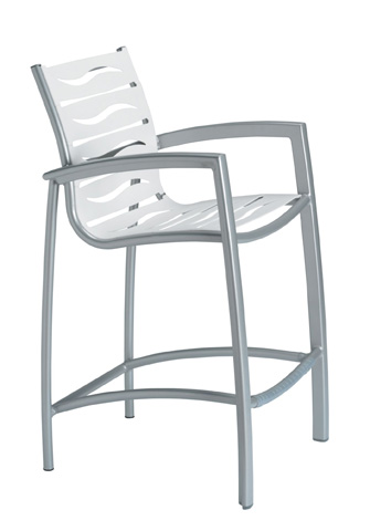 Tropitone Furniture Co., Inc. - South Beach Barstool - 230526WV
