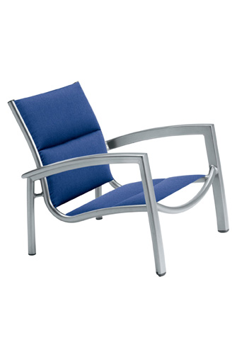 Tropitone Furniture Co., Inc. - South Beach Padded Sling Spa Chair - 240513PS