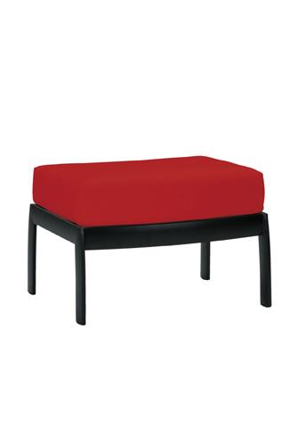 Tropitone Furniture Co., Inc. - South Beach Curved Ottoman - 251308CO
