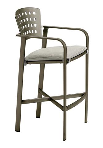 Tropitone Furniture Co., Inc. - Impressions Barstool with Pad - 26042605