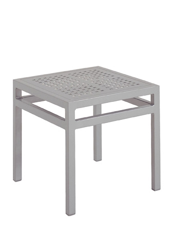 Tropitone Furniture Co., Inc. - Square Tea Table - 2K1338