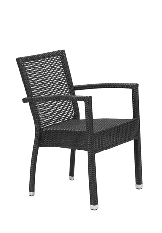Tropitone Furniture Co., Inc. - Lucerne Woven Dining Chair - 2P1324