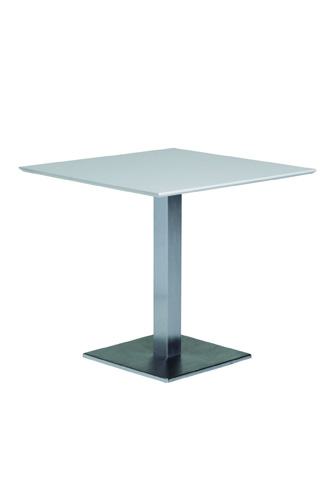 Tropitone Furniture Co., Inc. - Square Pedestal Dining Table - 2T1376