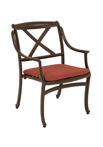 Tropitone Furniture Co., Inc. - BelMar Cast Dining Chair - 31142405