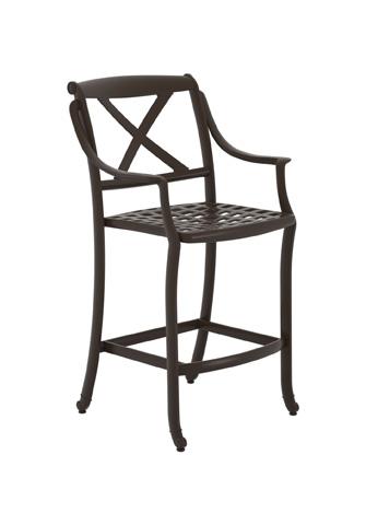 Tropitone Furniture Co., Inc. - BelMar Cast Barstool - 311426