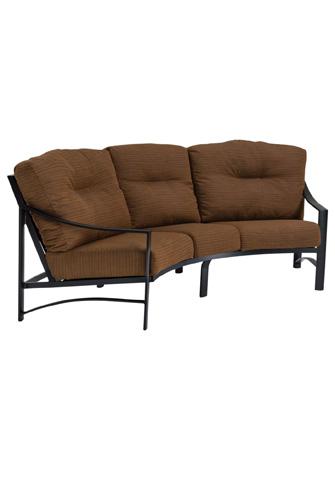 Tropitone Furniture Co., Inc. - Kenzo Cushion Crescent Sofa - 391410CS