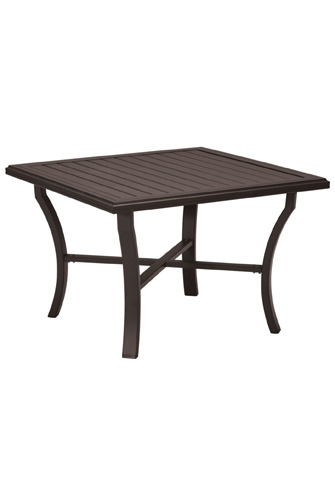 Tropitone Furniture Co., Inc. - Banchetto Square Dining Table - 401143