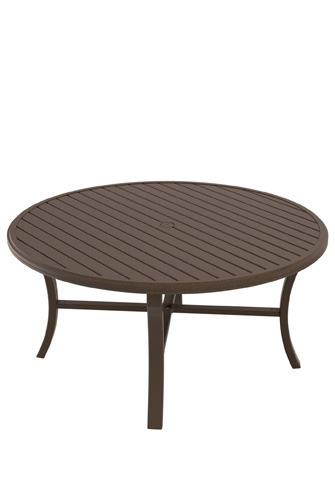 Tropitone Furniture Co., Inc. - Banchetto Round Dining Umbrella Table - 401161U