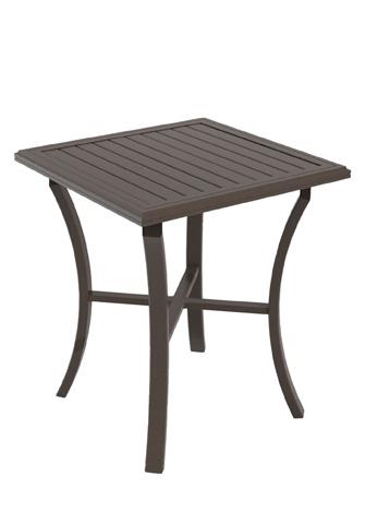 Tropitone Furniture Co., Inc. - Banchetto Square Bar Table - 401176-40
