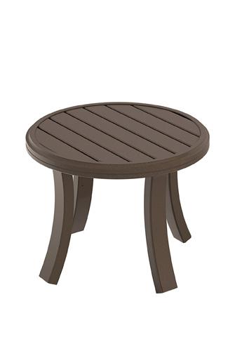Tropitone Furniture Co., Inc. - Banchetto Round Tea Table - 401183