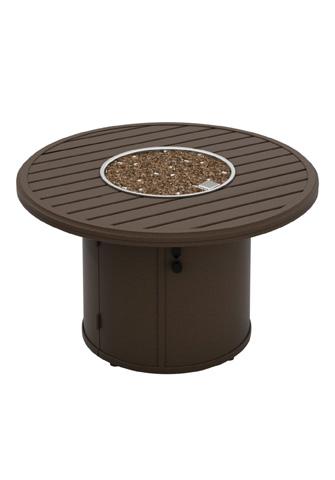Tropitone Furniture Co., Inc. - Banchetto Round Fire Pit - 401442FP