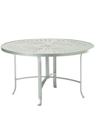 Tropitone Furniture Co., Inc. - La'Stratta Round Dining Umbrella Table - 4248SLU