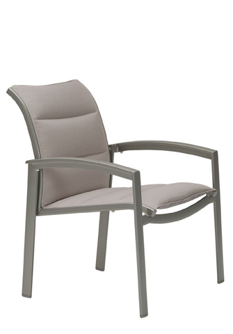 Tropitone Furniture Co., Inc. - Elance Padded Sling Dining Chair - 461124PS