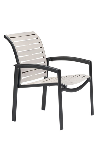 Tropitone Furniture Co., Inc. - Elance Dining Chair - 471124RB