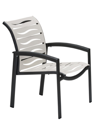 Tropitone Furniture Co., Inc. - Elance Dining Chair - 471124WV