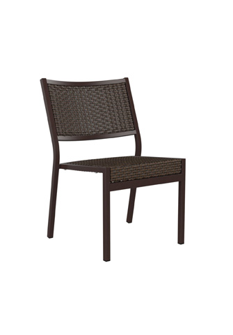 Tropitone Furniture Co., Inc. - Cabana Club Woven Side Chair - 591528WS