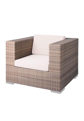 Tropitone Furniture Co., Inc. - Arzo Woven Lounge Chair - 641411LC
