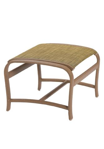 Tropitone Furniture Co., Inc. - Ravello Sling Ottoman - 650717