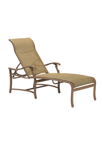 Tropitone Furniture Co., Inc. - Ravello Sling Chaise Lounge - 650732