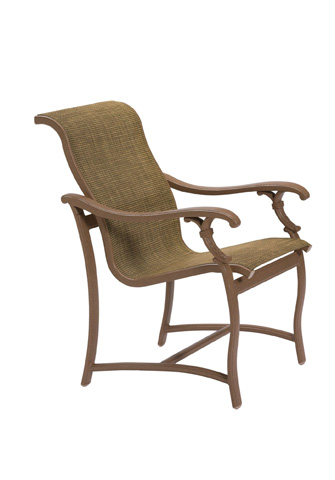 Tropitone Furniture Co., Inc. - Ravello Sling Dining Chair - 650737