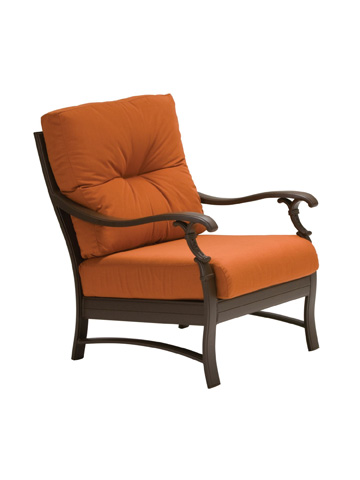 Tropitone Furniture Co., Inc. - Ravello Deep Seating Lounge Chair - 660911